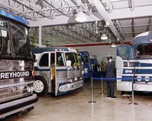 Greyhound Bus Museum